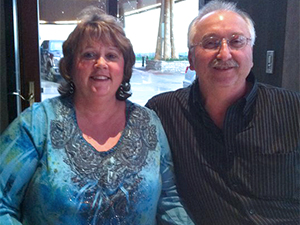 Jean and Randy Neumann, owners