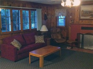 The Loon Living Area