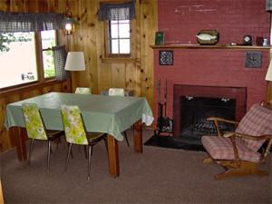 The Villa Living Area