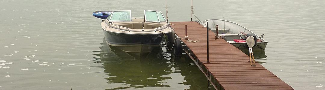 Neumann's Loafers Retreat Dock